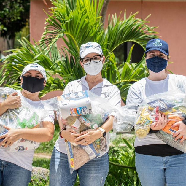 Yucatán Solidario Proves that Cooperation Across Sectors Provides Solutions